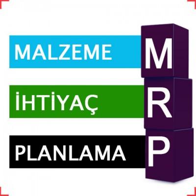 MRP (Malzeme İhtiyaç Planlama)